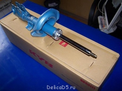 Усиленные амортизаторы KYB New SR Special - Delica D5 MMC ASX.jpg