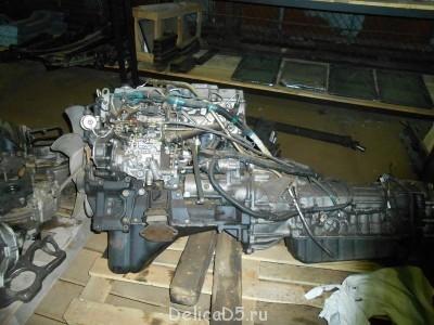 Двигатель Mitsubishi 4М40 - DSCN4881.JPG