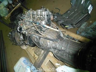 Двигатель Mitsubishi 4М40 - DSCN4882.JPG